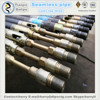 API Spec 11B Sucker Rod for Oil well drilling polish rod AISI 4130
