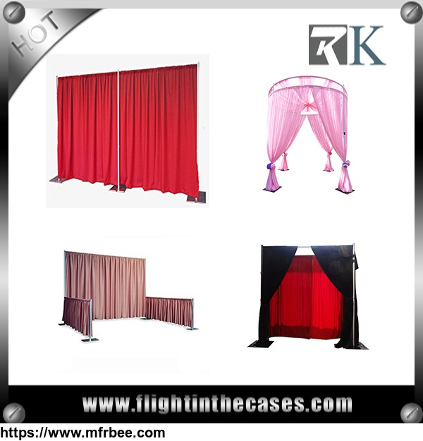 aluminum_backdrop_stand_pipe_drape_used_pipe_and_drape_for_wedding