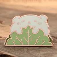 Custom Cartoon Enamel Pins