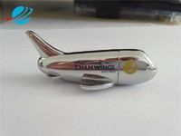 Custom Top selling aircraft usb flash drive