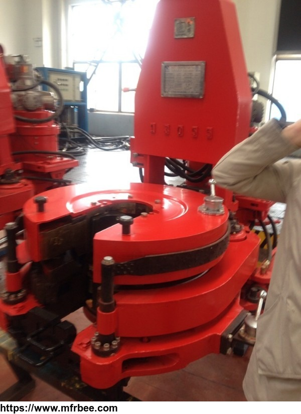 drilling rig drill pipe hydraulic power tong