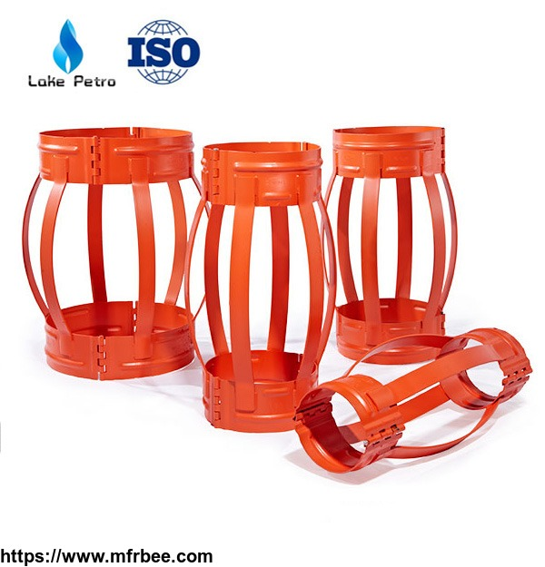 API standard hinged non-welded casing centralizer