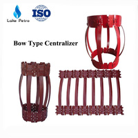all size elastic single bow spring casing centralizer