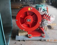 Horizontal type and vertical type Deadline Anchor for well drilling