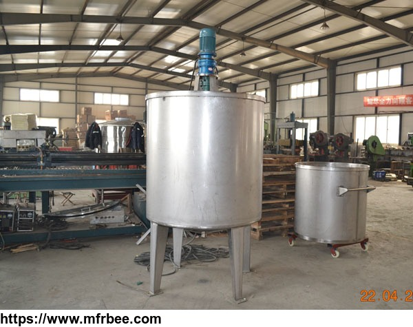 Stainless steel mixing tank-stainless steel Fermenter