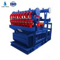 High-quality API Standard Solid Control Mud Cleaner for Oilfield