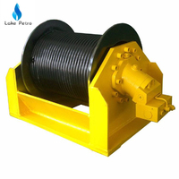High-quality API Spec 7K Hydraulic Winch as Rig Accessories for Well Drilling