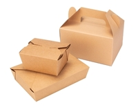 Custom Design Food Packaging Paper Box Takeaway