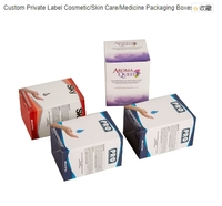 Custom Private Label Cosmetic/Skin Care/Medicine Packaging Boxes