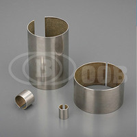 OOB-36 Stainless steel 316 bearing backed PTFE/Fibre