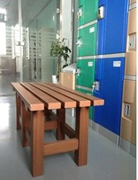 Plastic Bench Supplier for Lockers