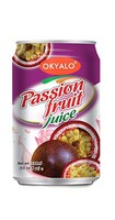 Okyalo 350ML Pure Passion Fruit Juice, Okeyfood