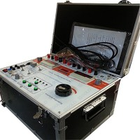 secondary current injection test device  microcomputer relay protection tester Test set