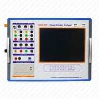 High Precision Circuit Breaker Analyzer switch mechanical characteristics comprehensive tester