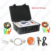 Transformer Turn Ratio Tester TTR testing Meter with Turn Ratio 1~10000