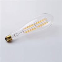 Decorative ED-8D LED Large Filament light bulb