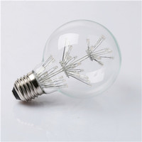 Extensive use G80 LED E27 base edison all star bulb