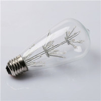 Factory price ST64 LED E27 base high quality all star bulb