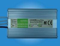 manufacturer outlet constant voltage waterproof power supply 12v 16.7a 200w led driver IP67