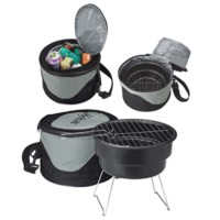 portable bbq with cooler bag BBQ Cooler