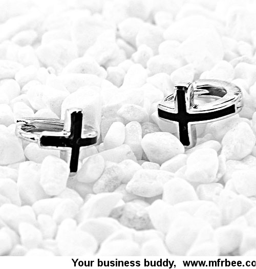 925_sterling_silver_earring_buckle_cross