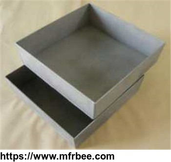 high_quality_and_purity_superfine_spraying_molybdenum_box_temperature_container