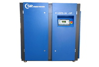 Energy Saving Variable Speed Rotary Screw Compressor