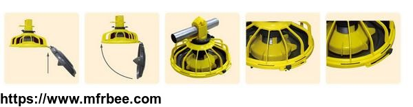 Poultry Farm Equipment-pan Feeder For Broiler Chicken