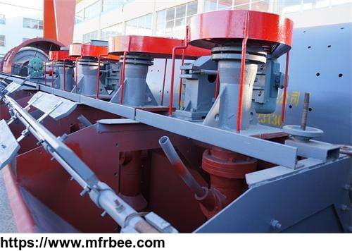BF flotation machine