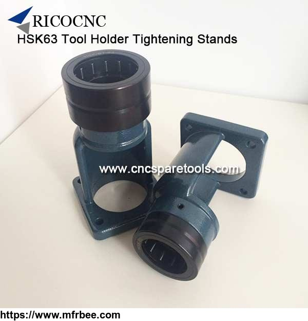 HSK63 Tightening Fixture BT40 Toolholder Locking Device for CNC Machine