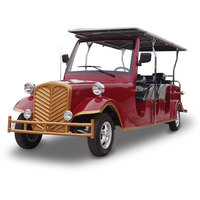 8 seater vintage electric car for sale LQL082