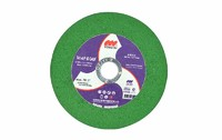 4.5  Inches, 107x1.2x16mm T41 Sharp-type Flat Center Super Thin Cut-off  Wheels for Metal, Green Color, Single Net, EN12413