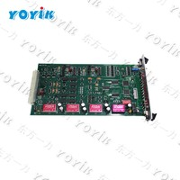 Steam turbine parts Servo Card DMSVC001