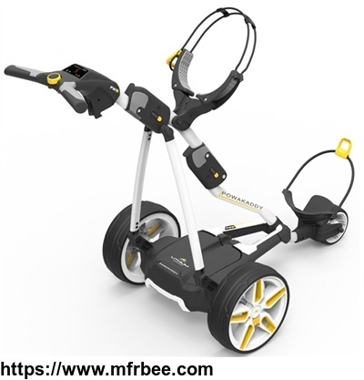 Powakaddy Fw5 - Lithium Battery Electric Golf Caddy - Mfrbee com