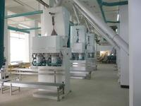 Flour Packer-flour weighing and bagging machine