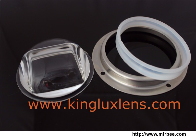 78mm_led_lighting_optical_lenses_led_glass_lens