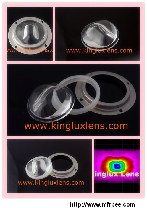 led_street_light_glass_lens