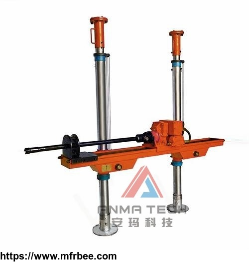 zqjc_pneumatic_bracket_drilling_machine