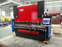 MB8 CNC 8+1 Axis Hydraulic Press Brake Machine With DA66T System
