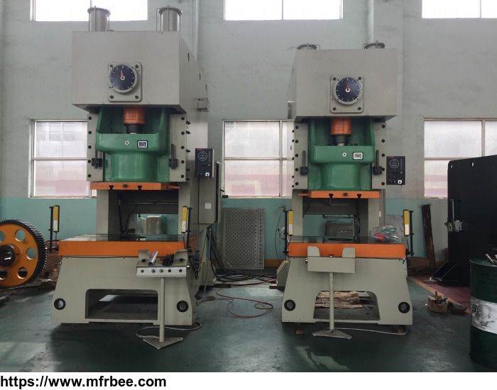 JH21 C Frame Type CNC Pneumatic Punching Machine