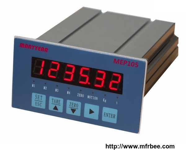 weight indicator load cell series weight indicatorMEP105 series weight indicator
