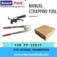 MANUAL STRAPPING TOOL FOR PP STRIP