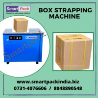 Carton Box Packing Strapping Machine