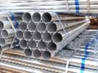 Promotional price natural anodized extruded round aluminum tube