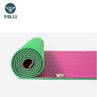 (Agent-wanted)Custom Design private label Eco-friendly PVC Yoga mat Exercise Fitness Yogamat