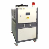 BOBAI freon cooling mini glycol chiller with small dimensions and light weight