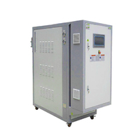 150 degree heat exchanger water temperature controller with low db