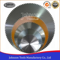600-1600mm Laser Wall Saw Blade for Cutting Reinforced Concrete