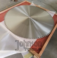 64 Inch 1600mm Wall Saw Blades Big Diamond Reinforced Concrete Wall Cutting Saw