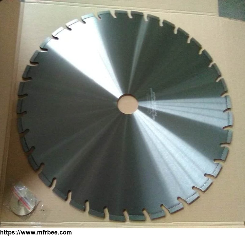 600mm Diamond Road Saw Blade for Concrete and Asphalt Cutting